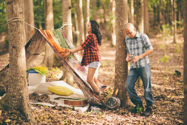 cuckoo cloud concepts james and liane engagement session camping americana-inspired outdoors plaid cebu wedding stylist 02