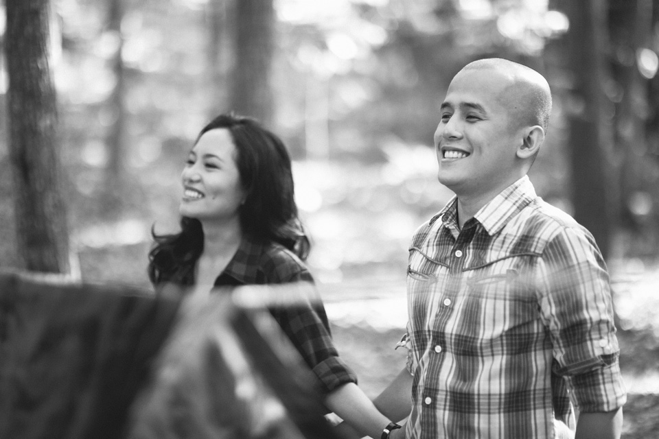 cuckoo cloud concepts james and liane engagement session camping americana-inspired outdoors plaid cebu wedding stylist 21