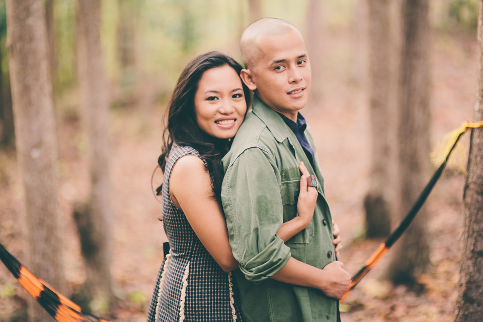 cuckoo cloud concepts james and liane engagement session camping americana-inspired outdoors plaid cebu wedding stylist 30