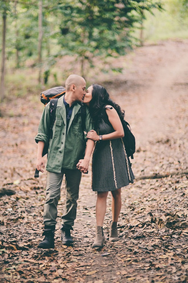 cuckoo cloud concepts james and liane engagement session camping americana-inspired outdoors plaid cebu wedding stylist 41