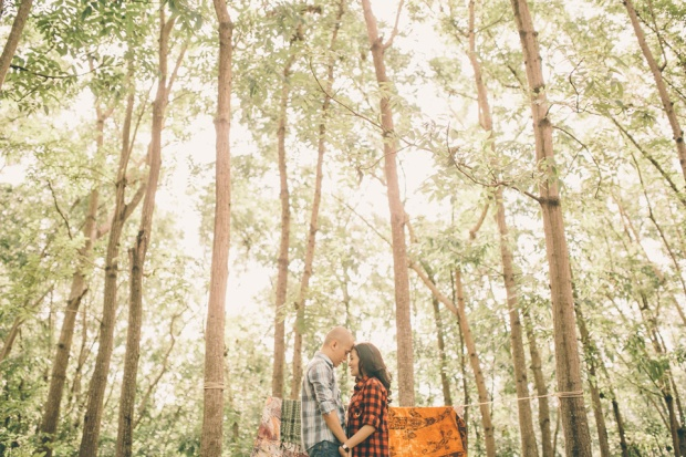cuckoo cloud concepts james and liane engagement session camping americana-inspired outdoors plaid cebu wedding stylist 17