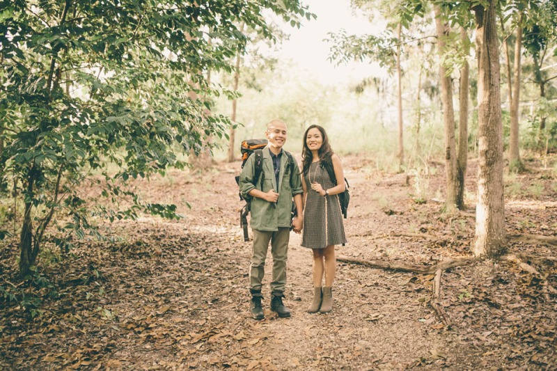 cuckoo cloud concepts james and liane engagement session camping americana-inspired outdoors plaid cebu wedding stylist 36