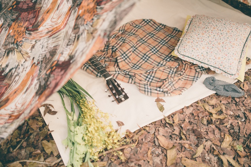 cuckoo cloud concepts james and liane engagement session camping americana-inspired outdoors plaid cebu wedding stylist 11