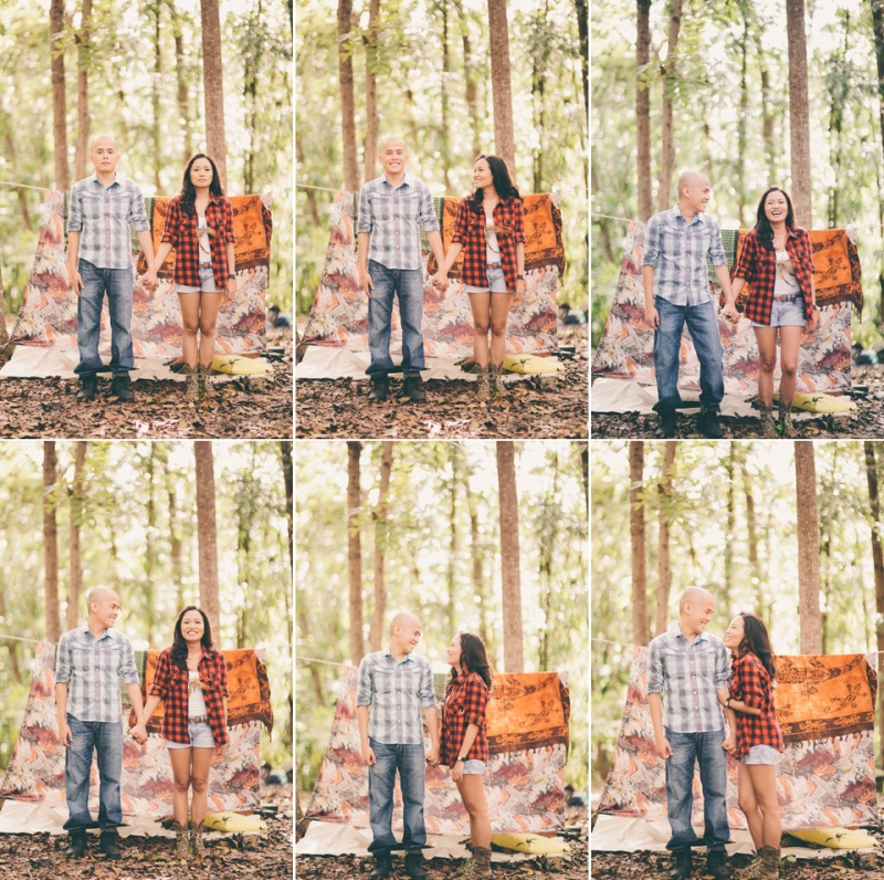 cuckoo cloud concepts james and liane engagement session camping americana-inspired outdoors plaid cebu wedding stylist 18