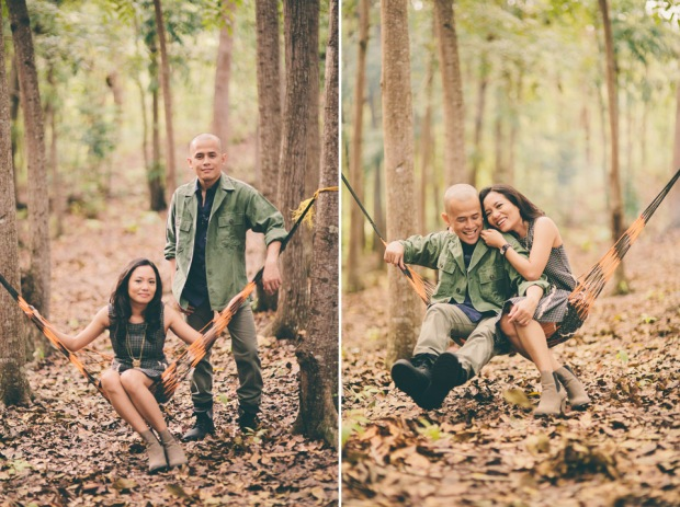 cuckoo cloud concepts james and liane engagement session camping americana-inspired outdoors plaid cebu wedding stylist 33
