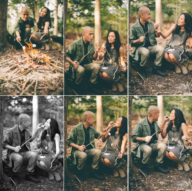cuckoo cloud concepts james and liane engagement session camping americana-inspired outdoors plaid cebu wedding stylist 45
