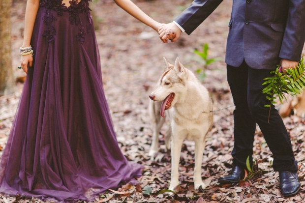 cuckoo cloud concepts andrew and iris engagement session enchanted forest whimsical woodland prenup cebu wedding stylist 11