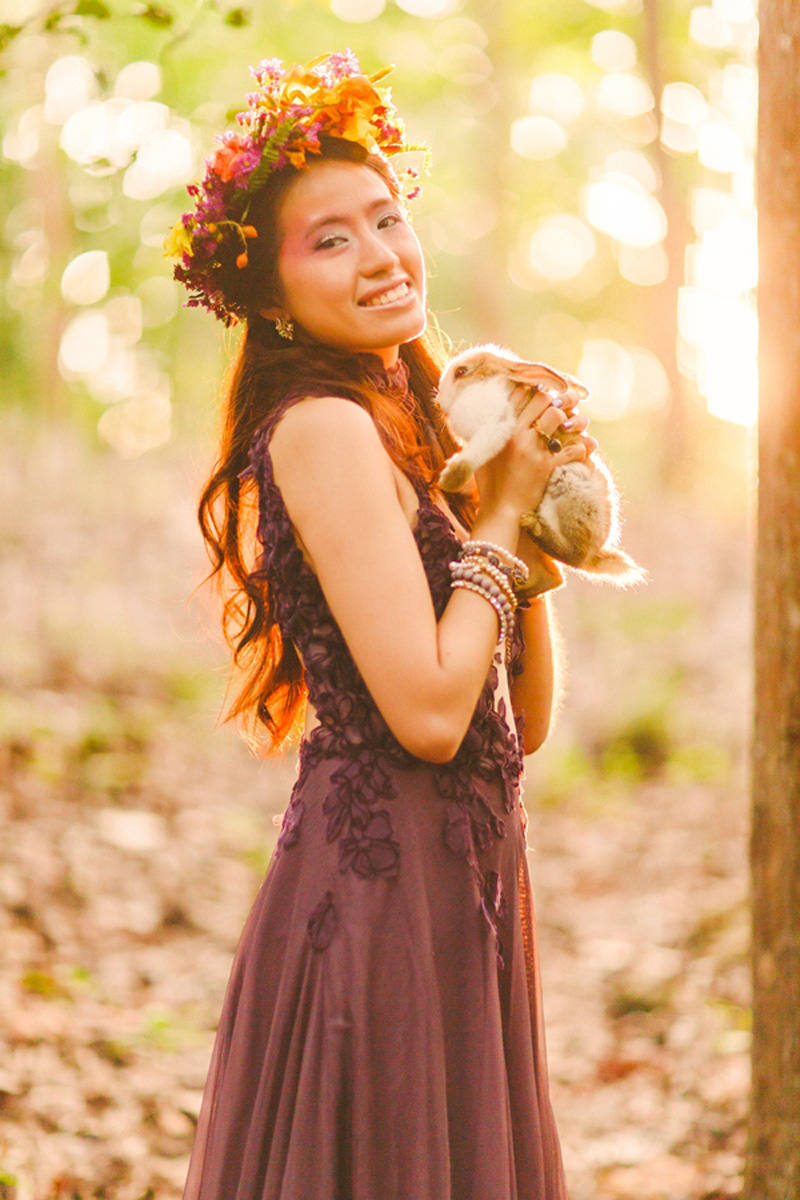 cuckoo cloud concepts andrew and iris engagement session enchanted forest whimsical woodland prenup cebu wedding stylist 28