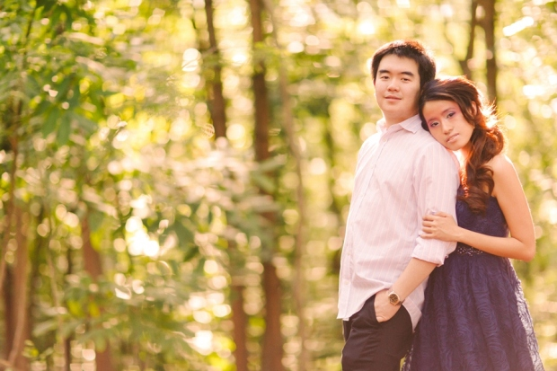 cuckoo cloud concepts andrew and iris engagement session enchanted forest whimsical woodland prenup cebu wedding stylist 03