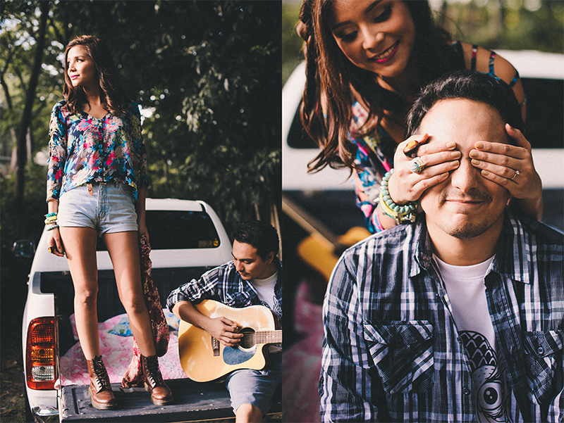cuckoo cloud concepts carlo and steph engagement session starlo hip creative bohemian truck bath tub engagement cebu wedding stylist 19
