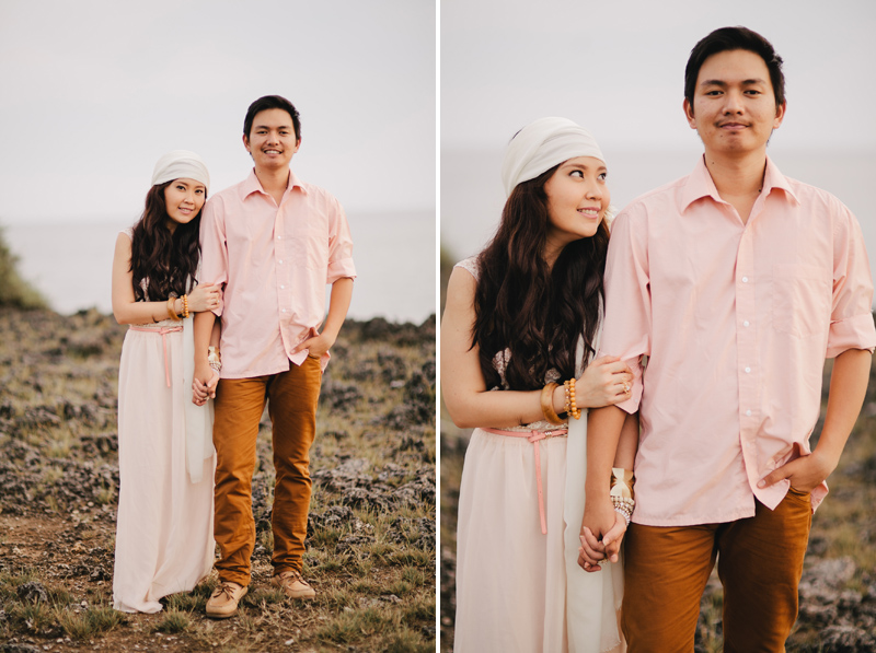 cuckoo cloud concepts cedrix and kritie engagement session bohemian antulang ocean florentina homes _08