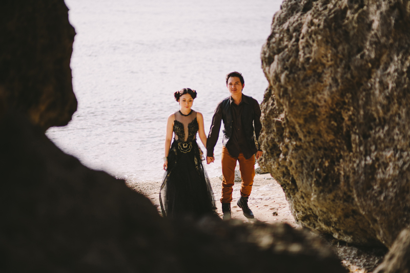 cuckoo cloud concepts cedrix and kritie engagement session starwars inspired antulang princess leia hans solo_06