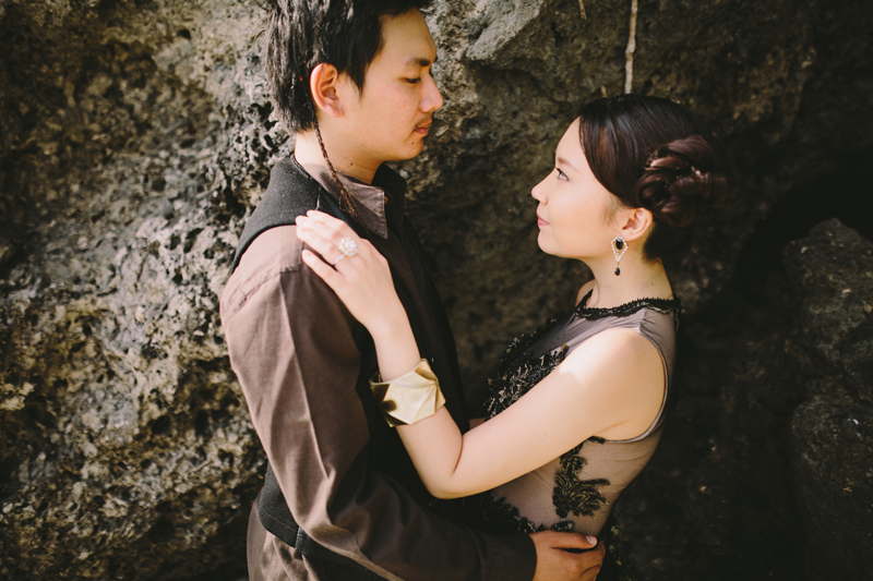cuckoo cloud concepts cedrix and kritie engagement session starwars inspired antulang princess leia hans solo_08