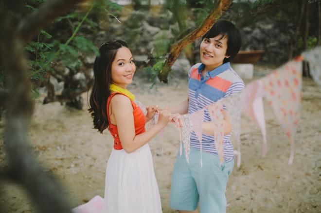 Cuckoo Cloud Concepts Alan and Mai Engagement Session Roadtrip Danao Red Convertible Cebu Wedding Stylist -20