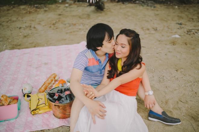 Cuckoo Cloud Concepts Alan and Mai Engagement Session Roadtrip Danao Red Convertible Cebu Wedding Stylist -22