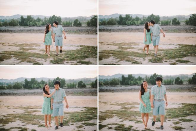 Cuckoo Cloud Concepts Alan and Mai Engagement Session Roadtrip Danao Red Convertible Cebu Wedding Stylist -28
