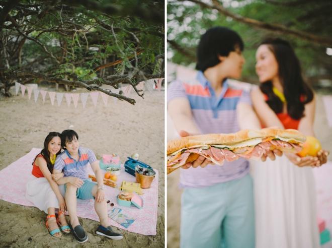 Cuckoo Cloud Concepts Alan and Mai Engagement Session Roadtrip Danao Red Convertible Cebu Wedding Stylist -34