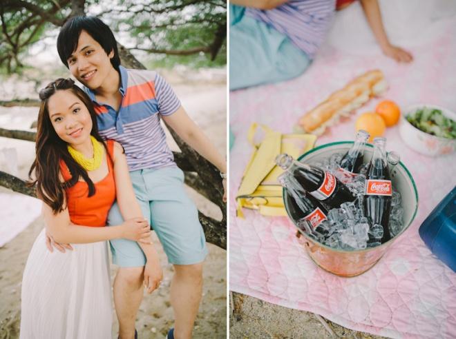 Cuckoo Cloud Concepts Alan and Mai Engagement Session Roadtrip Danao Red Convertible Cebu Wedding Stylist -35