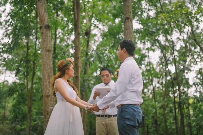 Cuckoo Cloud Concepts Ricci and Laiza Elopement Forest Dogs Bohemian Secret Wedding Cebu Wedding Stylist_03