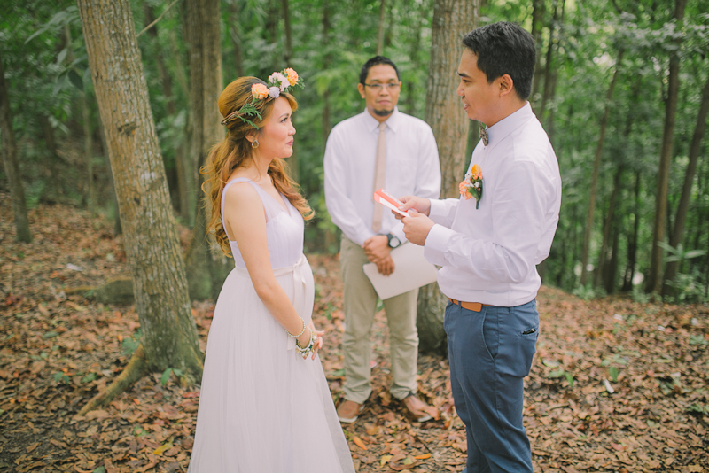 Cuckoo Cloud Concepts Ricci and Laiza Elopement Forest Dogs Bohemian Secret Wedding Cebu Wedding Stylist_04