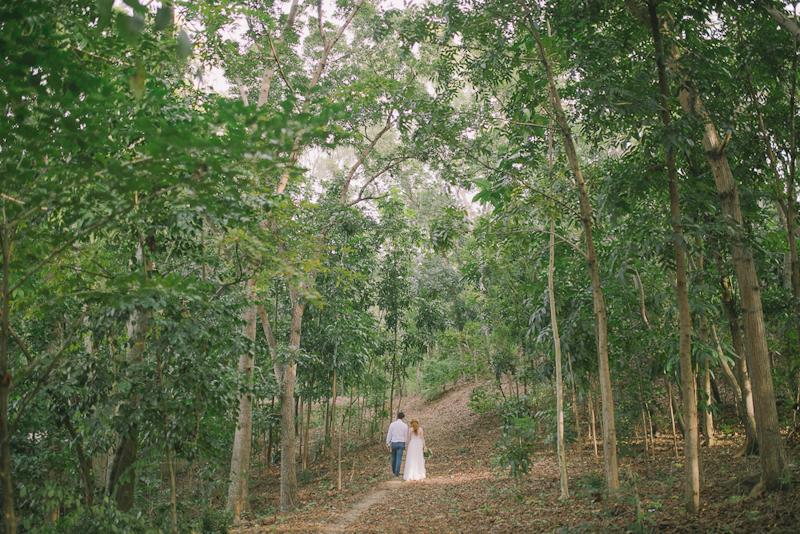 Cuckoo Cloud Concepts Ricci and Laiza Elopement Forest Dogs Bohemian Secret Wedding Cebu Wedding Stylist_08