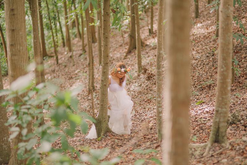 Cuckoo Cloud Concepts Ricci and Laiza Elopement Forest Dogs Bohemian Secret Wedding Cebu Wedding Stylist_12