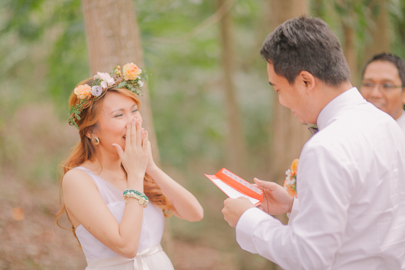 Cuckoo Cloud Concepts Ricci and Laiza Elopement Forest Dogs Bohemian Secret Wedding Cebu Wedding Stylist_16