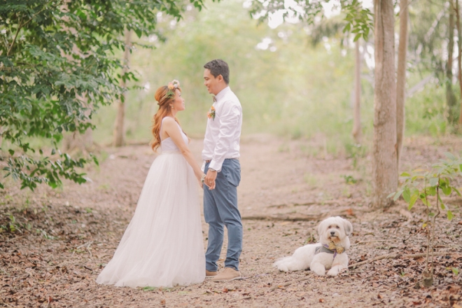 Cuckoo Cloud Concepts Ricci and Laiza Elopement Forest Dogs Bohemian Secret Wedding Cebu Wedding Stylist_21