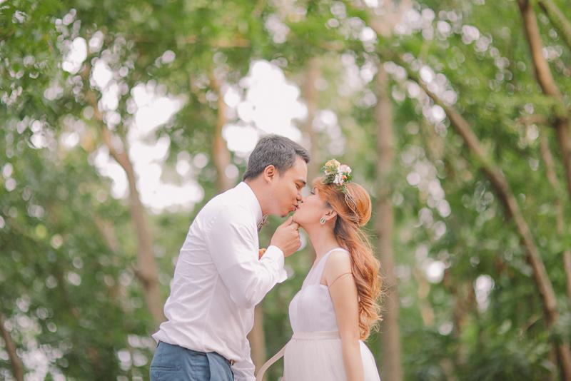Cuckoo Cloud Concepts Ricci and Laiza Elopement Forest Dogs Bohemian Secret Wedding Cebu Wedding Stylist_22