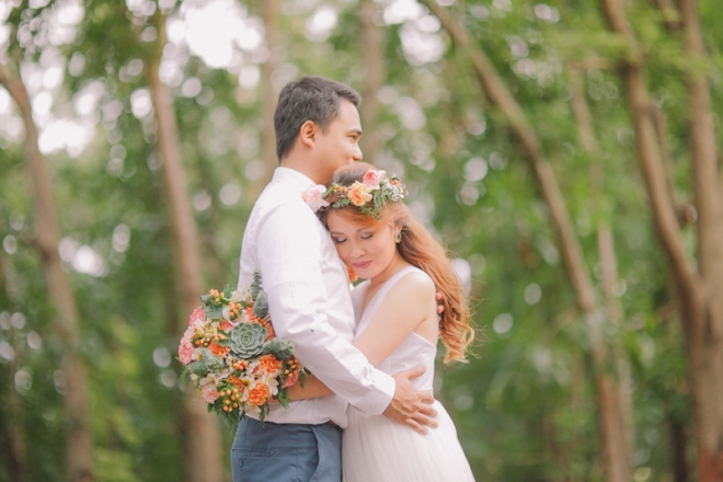 Cuckoo Cloud Concepts Ricci and Laiza Elopement Forest Dogs Bohemian Secret Wedding Cebu Wedding Stylist_24