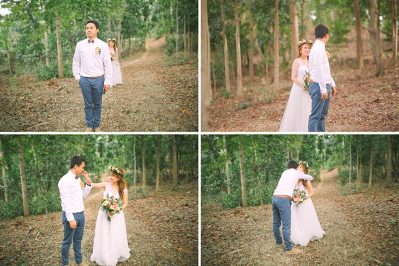 Cuckoo Cloud Concepts Ricci and Laiza Elopement Forest Dogs Bohemian Secret Wedding Cebu Wedding Stylist_27