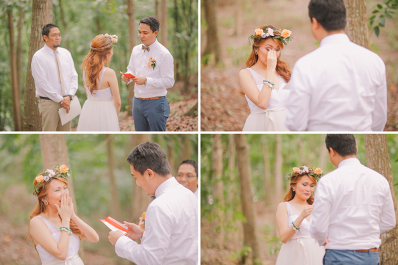 Cuckoo Cloud Concepts Ricci and Laiza Elopement Forest Dogs Bohemian Secret Wedding Cebu Wedding Stylist_29