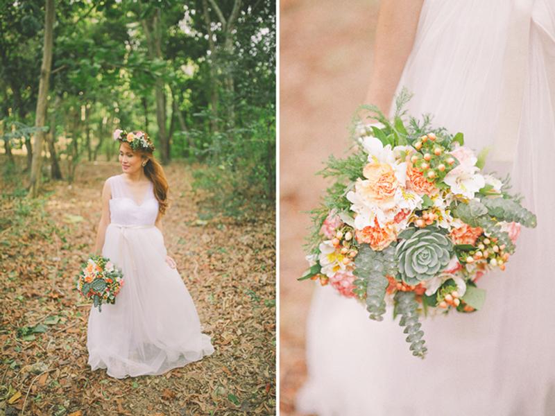 Cuckoo Cloud Concepts Ricci and Laiza Elopement Forest Dogs Bohemian Secret Wedding Cebu Wedding Stylist_35