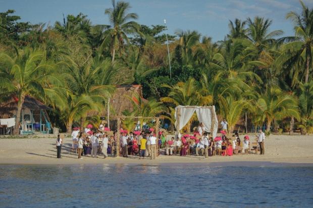 Cuckoo Cloud Concepts G2 Jeanette Palawan Wedding Cebu Wedding Stylist Beach Rustic -10