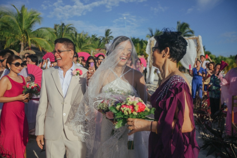 Cuckoo Cloud Concepts G2 Jeanette Palawan Wedding Cebu Wedding Stylist Beach Rustic -32