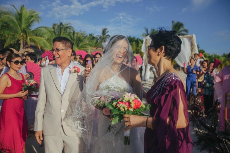 Cuckoo Cloud Concepts G2 Jeanette Palawan Wedding Cebu Wedding Stylist Beach Rustic -32