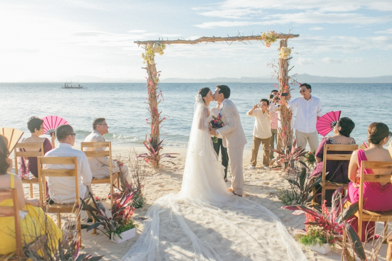Cuckoo Cloud Concepts G2 Jeanette Palawan Wedding Cebu Wedding Stylist Beach Rustic -33