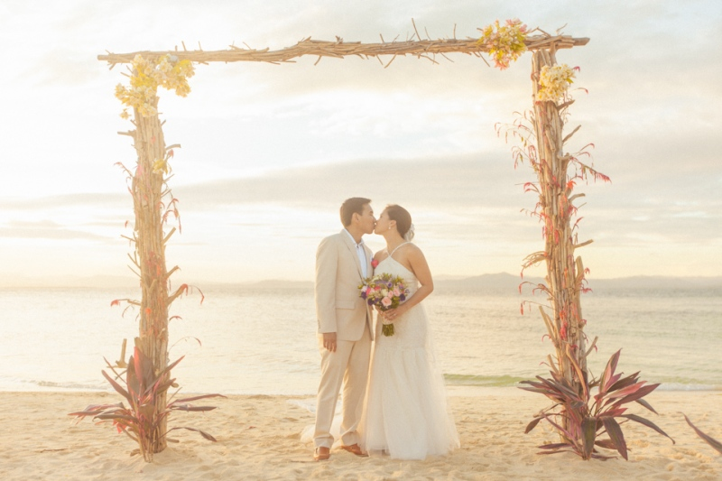 Cuckoo Cloud Concepts G2 Jeanette Palawan Wedding Cebu Wedding Stylist Beach Rustic -34