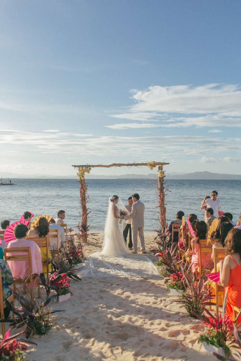 Cuckoo Cloud Concepts G2 Jeanette Palawan Wedding Cebu Wedding Stylist Beach Rustic-42