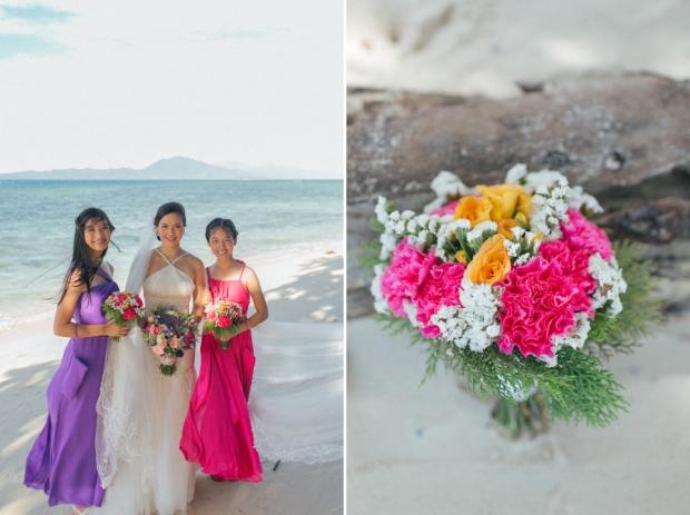 Cuckoo Cloud Concepts G2 Jeanette Palawan Wedding Cebu Wedding Stylist Beach Rustic-44