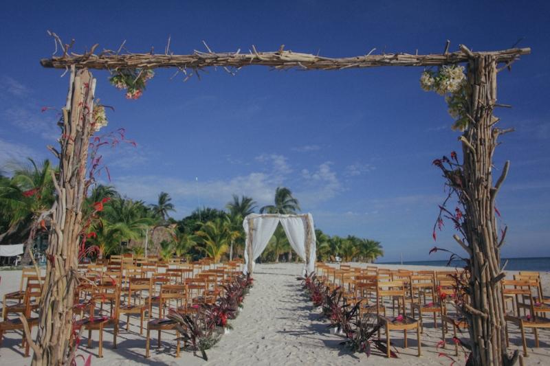 Cuckoo Cloud Concepts G2 Jeanette Palawan Wedding Cebu Wedding Stylist Beach Rustic -5