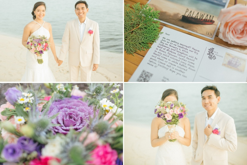 Cuckoo Cloud Concepts G2 Jeanette Palawan Wedding Cebu Wedding Stylist Beach Rustic-64