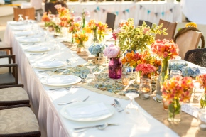Cuckoo Cloud Concepts Joseph Flor Wedding Bohemian Beach Colorful Mismatched Cebu Event Stylist-10