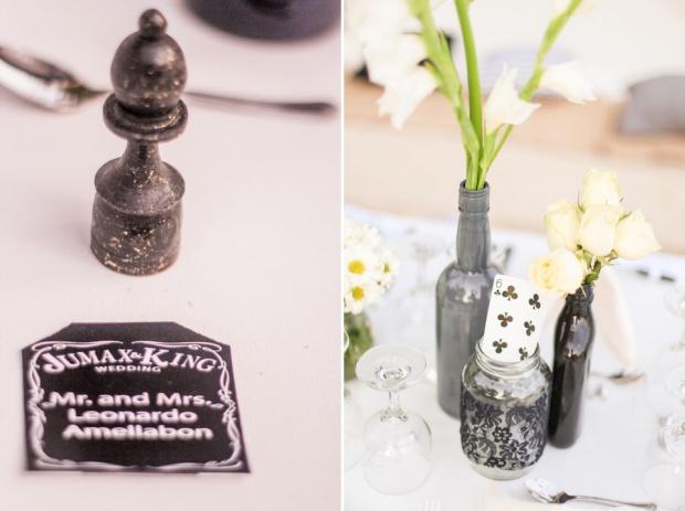 Cuckoo Cloud Concepts King Jumax Wedding Cebu Event Stylist Black and White Beach-25