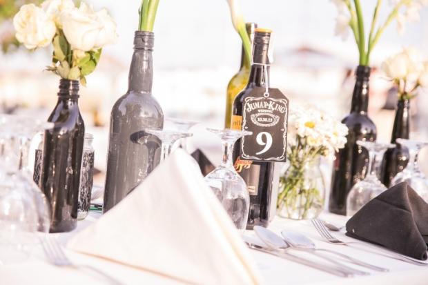 Cuckoo Cloud Concepts King Jumax Wedding Cebu Event Stylist Black and White Beach -3