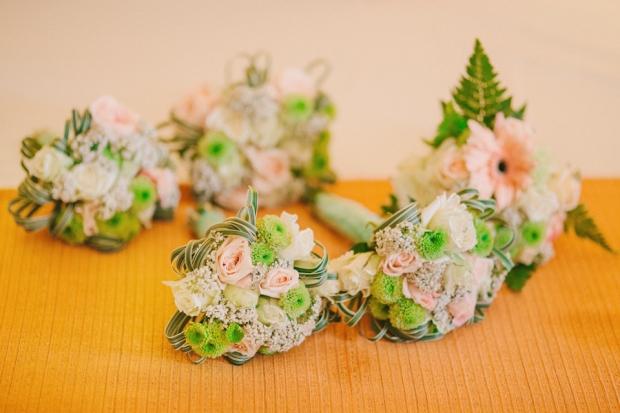 Cuckoo Cloud Concepts Roylan and Janeth Wedding Rustic Chic Peach Mint Green -1