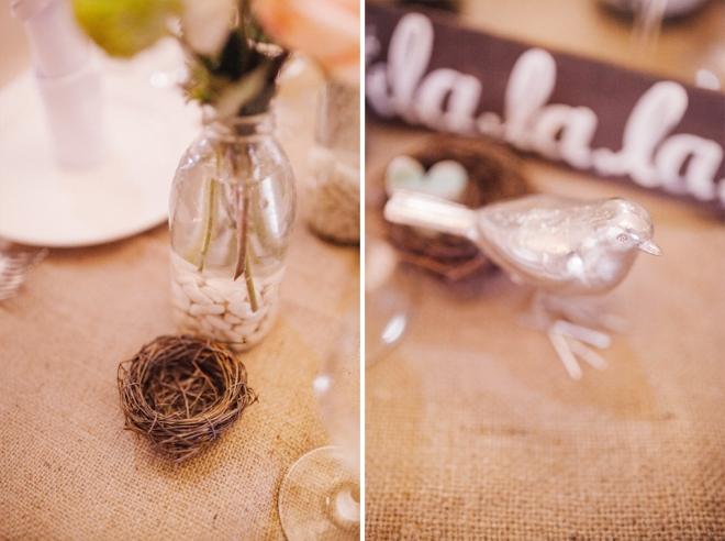 Cuckoo Cloud Concepts Roylan and Janeth Wedding Rustic Chic Peach Mint Green -24