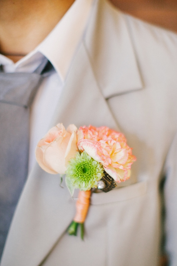 Cuckoo Cloud Concepts Roylan and Janeth Wedding Rustic Chic Peach Mint Green -27