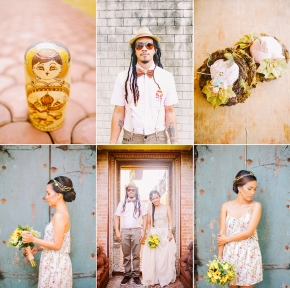 Cuckoo Cloud Concepts Warner Kulot Wedding Hippie Bohemian Outdoor-4