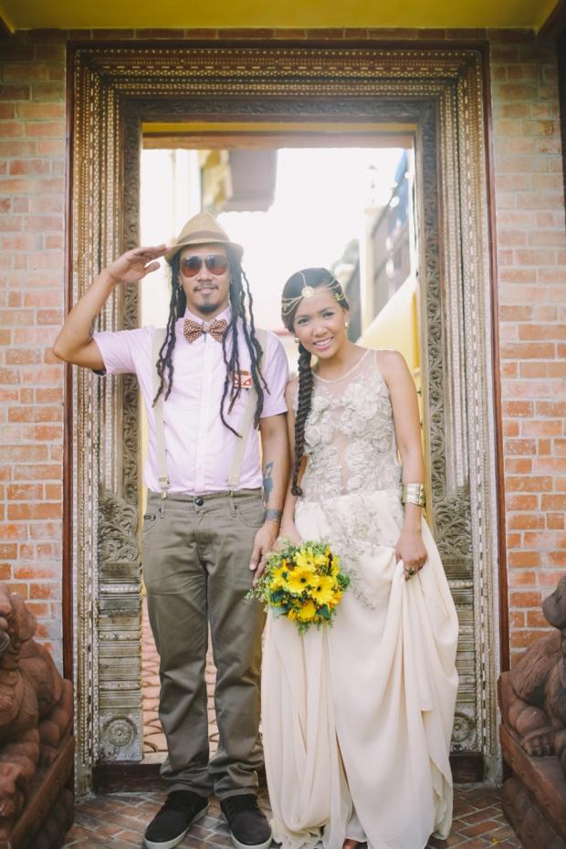 Cuckoo Cloud Concepts Warner Kulot Wedding Hippie Bohemian Outdoor-52